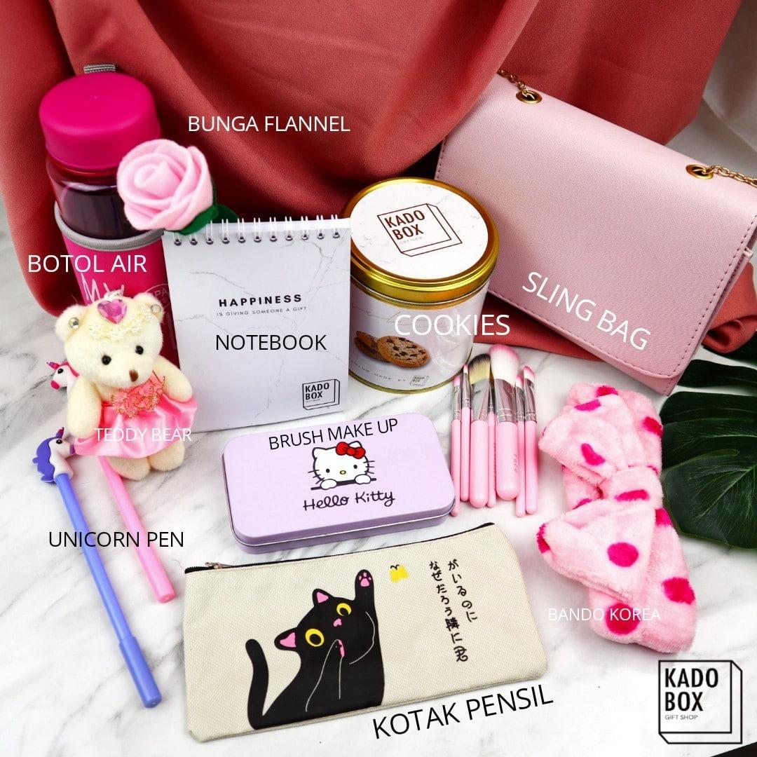 Kadobox For Her Fashionista 1 www.kadobox.id