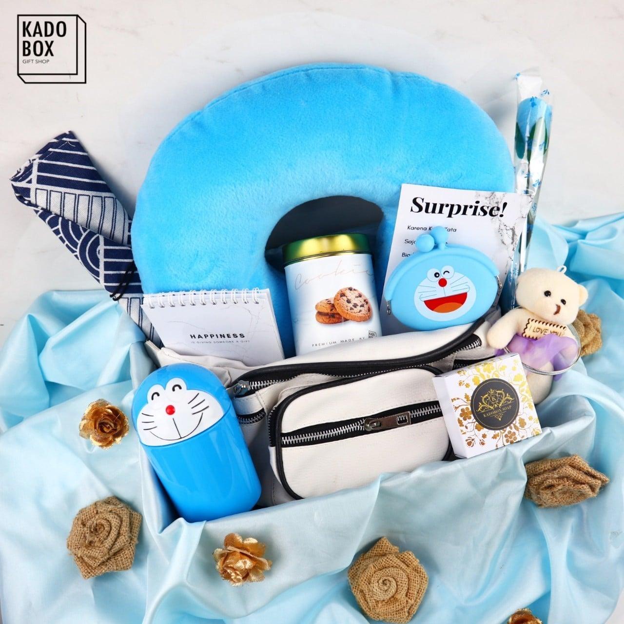 Kadobox Traveller Limited   Rp 365.000,-