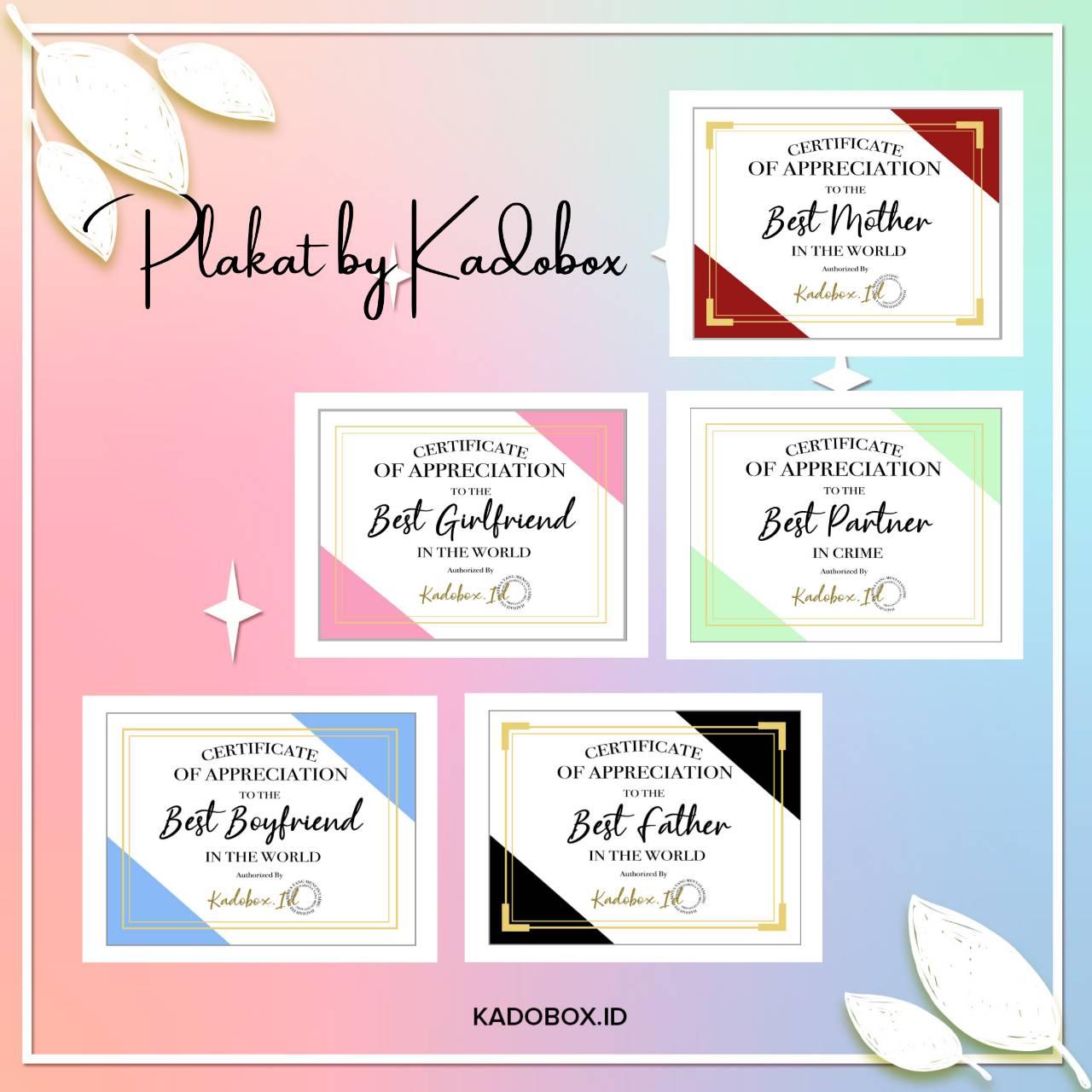 KADOBOX PLAKAT - 6 | ALL