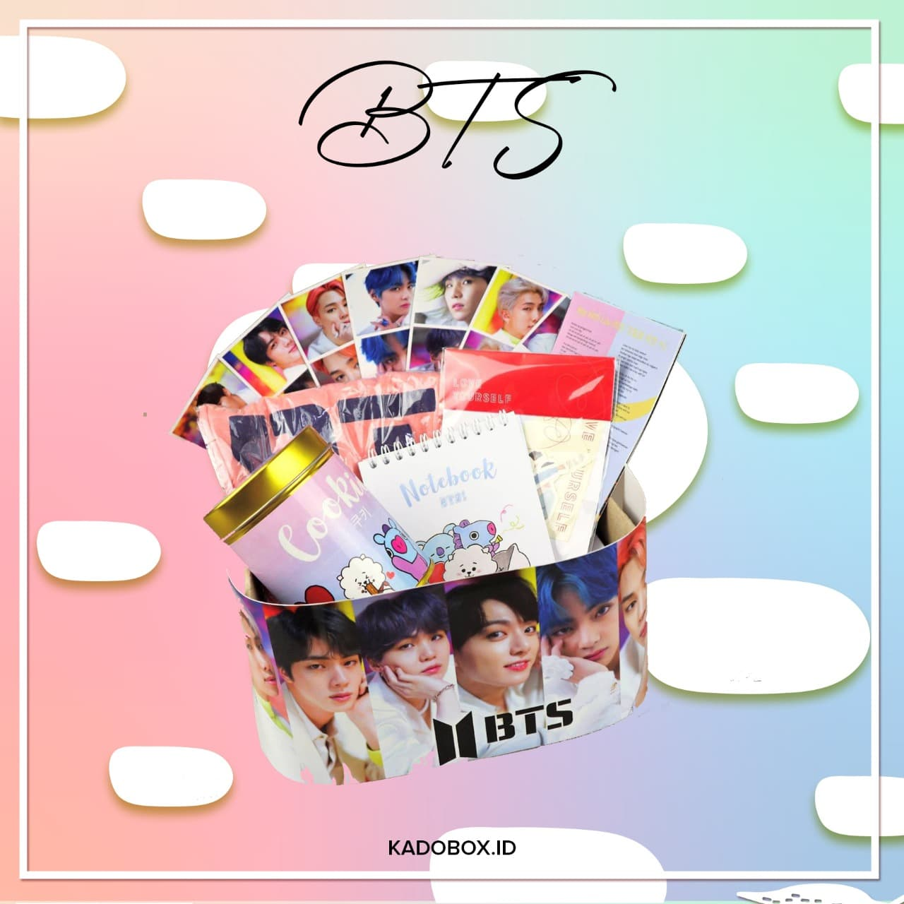 BTS Basic Package