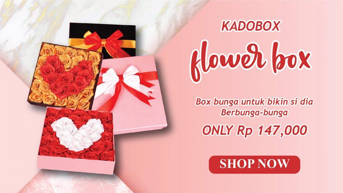 Banner Flower Box
