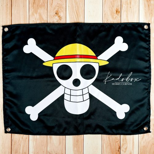 BENDERA ONE PIECE