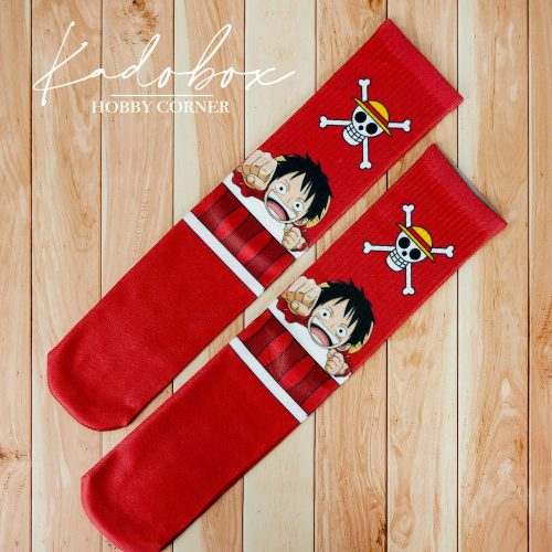 KAOS KAKI  ONE PIECE